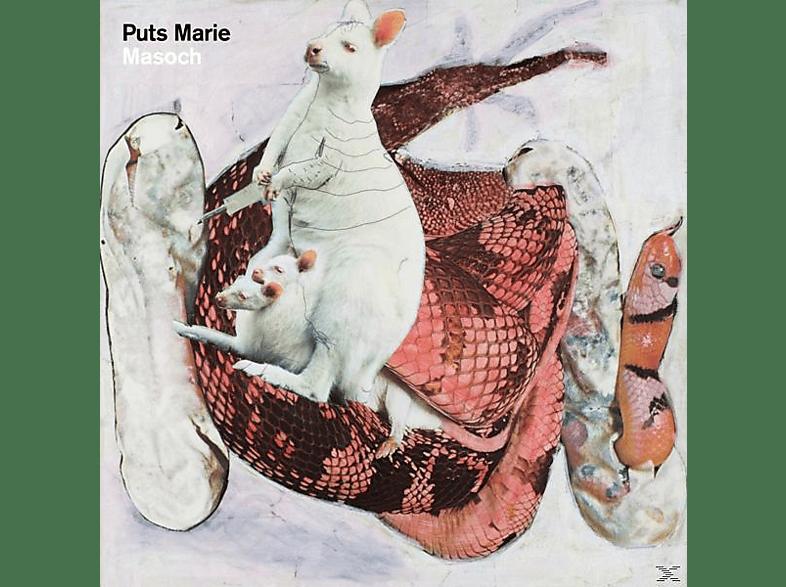 Puts Marie - Masoch Ep (10''+Cd) [EP (analog)]