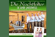 Die Nachtfalter - 20 Jahre Unterwegs [CD]