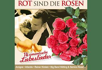 VARIOUS - Rot sind die Rosen  - (CD)