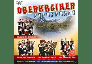 VARIOUS - OBERKRAINER STARPARADE FOLGE 3  - (CD)