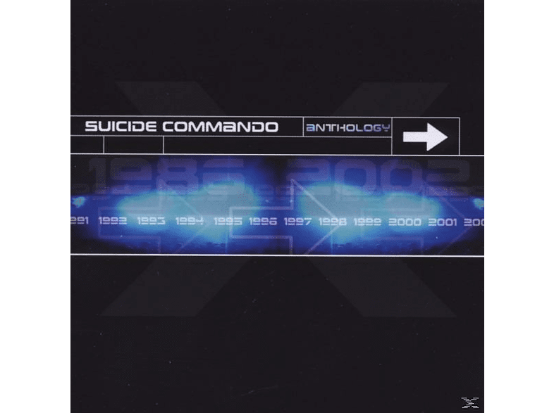 Suicide Commo - Anthology [CD]