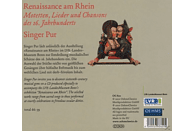Singer Pur - Renaissance Am Rhein [CD]