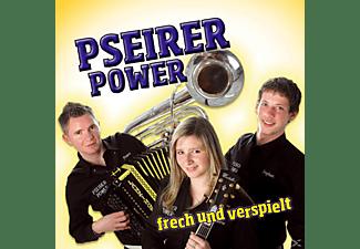 Pseirer Power - frech und verspielt  - (CD)