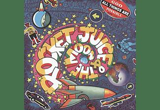 Rocket Juice & The Moon (Albarn/Flea/Allen) - Rocket Juice & The Moon  - (Vinyl)