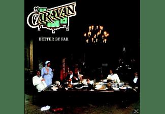 Caravan - Better By Far  - (CD)