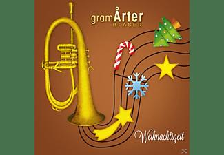 Gramarter Bläser - Weihnachtszeit-Instrumental  - (CD)
