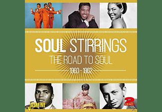 VARIOUS - Soul Stirrings  - (CD)