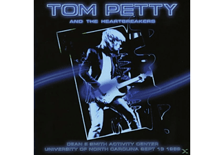 Tom Petty, The Heartbreakers - Dean E Smith Activity Center, Sept.13 1989 - (CD)