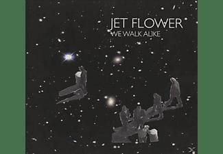 Jet Flowers - We Walk Alike  - (CD)