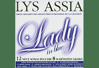 Lys Assia - Lady In Blue  - (CD)