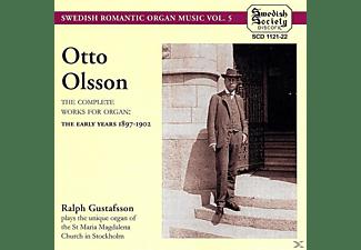 Ralph Gustafsson - Komplette Orgelwerke  - (CD)