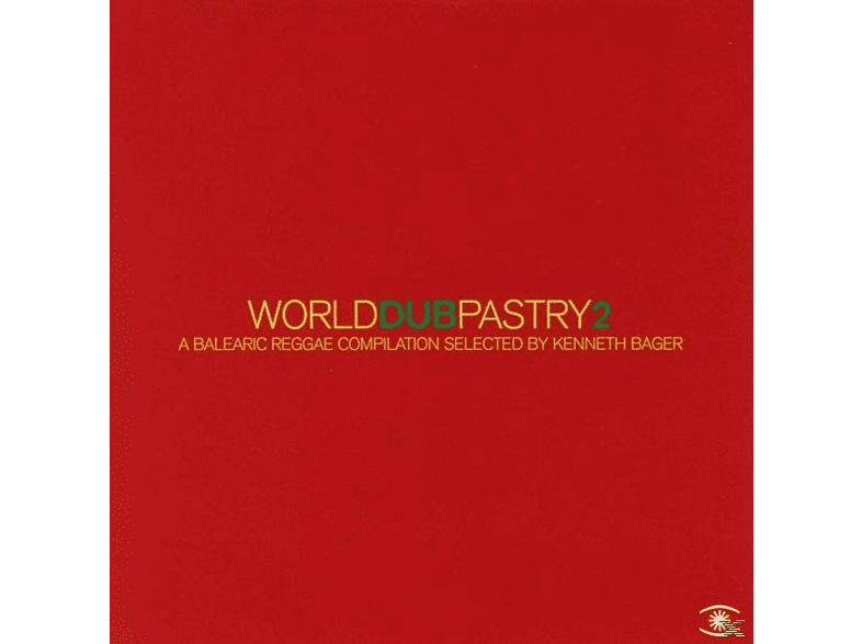 VARIOUS - World Dub Pastry 2 [CD]