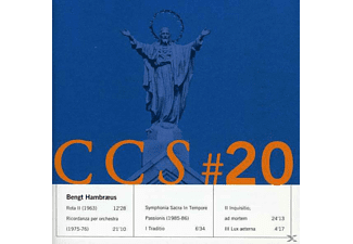 Francis Travis, Fred Stoltzfus - CCS 20 - (CD)