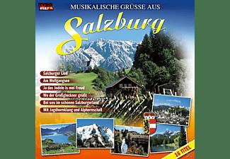 VARIOUS - Musikalische Grüsse aus Salzburg  - (CD)
