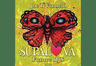 Various/Joe T.Vannelli - Supalova Future DJS  - (CD)