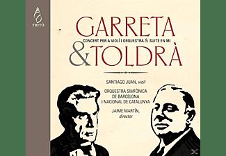 Juan,Santiago/Martin,Jaime/Obc - Carreta & Toldra  - (CD)