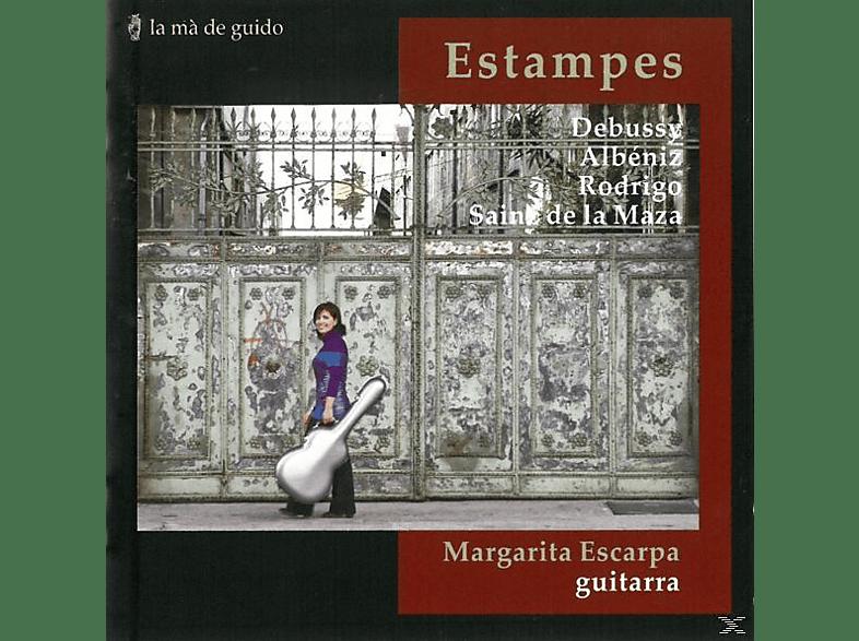 Margarita Escarpa - Estampes [CD]