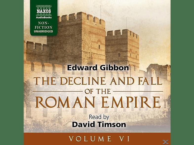 David Timson - Decline and Fall of the Roman Empire VI - (CD)