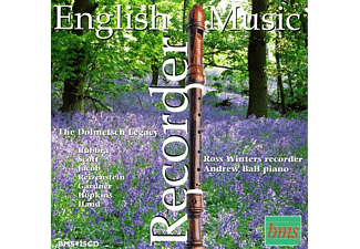 Ball Winters - English Recorder Music - (CD)
