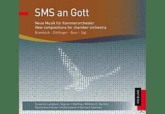 Tiroler Kammerorchester Innstrumenti - Sms An Gott  - (CD)