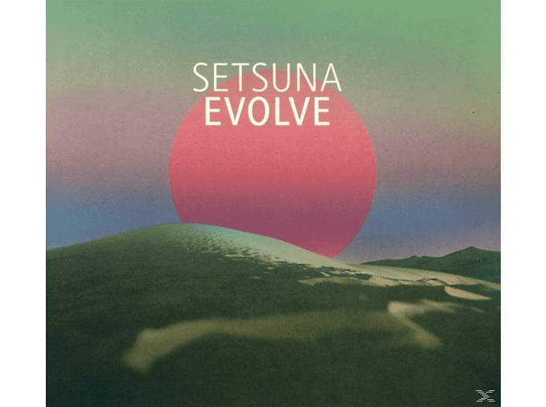 Setsuna - Evolve [CD]