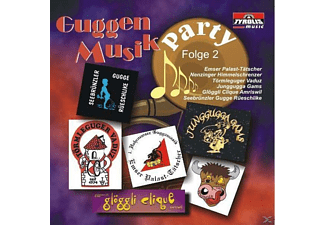 VARIOUS - Guggenmusik Party-Folge 2 - (CD)