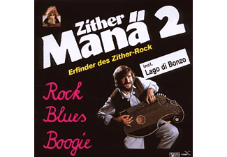 Zither Manä - Rock-Blues-Boogie  - (CD)