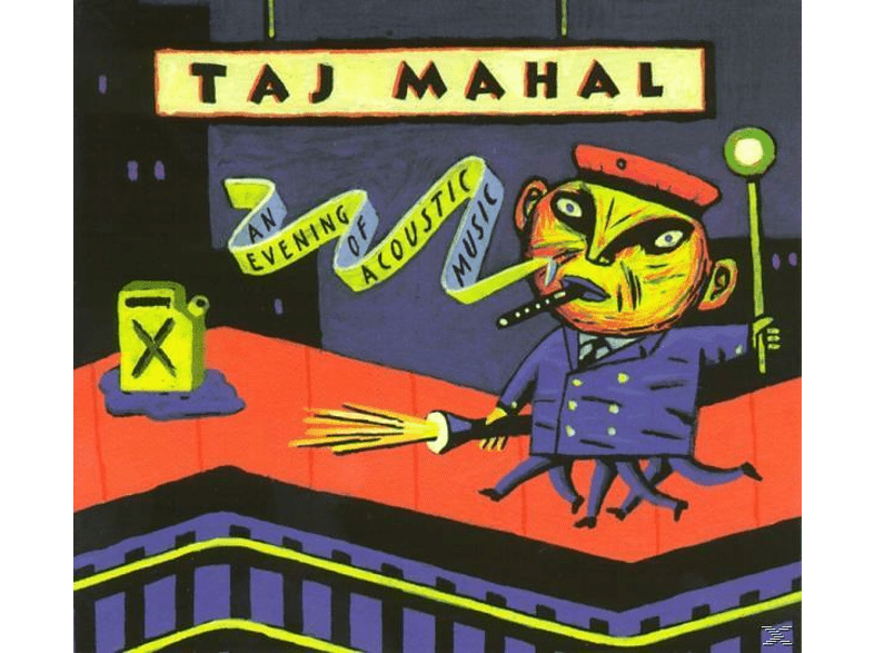 Taj Mahal - An Evening Of Acoustic Music [Vinyl]