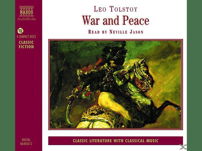 Neville Jason - War And Peace - (CD)