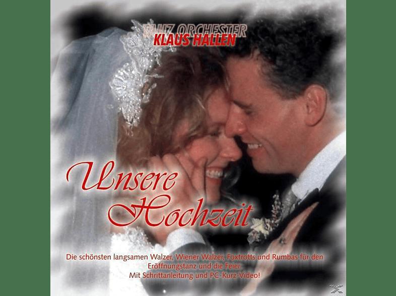 Klaus Tanzorchester Hallen - Unsere Hochzeit [CD]
