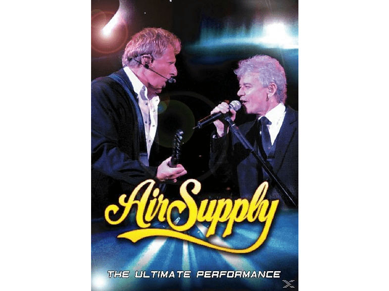 Air Supply - Ultimate Performance [DVD]