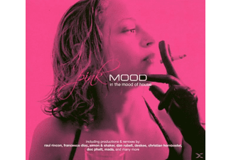 VARIOUS - pink mood  - (CD)