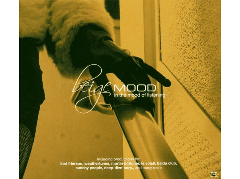 VARIOUS - beige mood [CD]