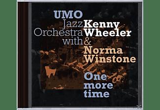 UMO JAZZ ORCHESTRA, KENNY WHEELER,, Umo Jazz Orchestra / Wheeler, Kenny / Winstone, Norma - One More Time  - (CD)