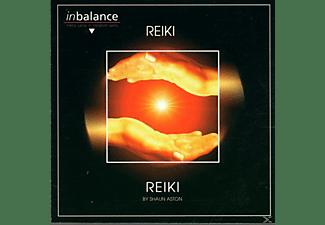 Shaun Aston - Reiki  - (CD)