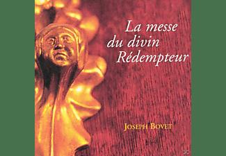 Georges - LA MESSE DU DIVIN REDEMPTEUR  - (CD)