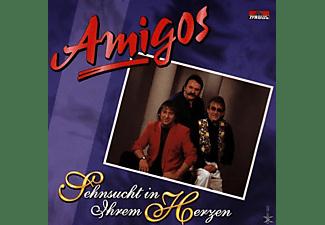 Die Amigos - Sehnsucht In Ihrem Herzen  - (CD)