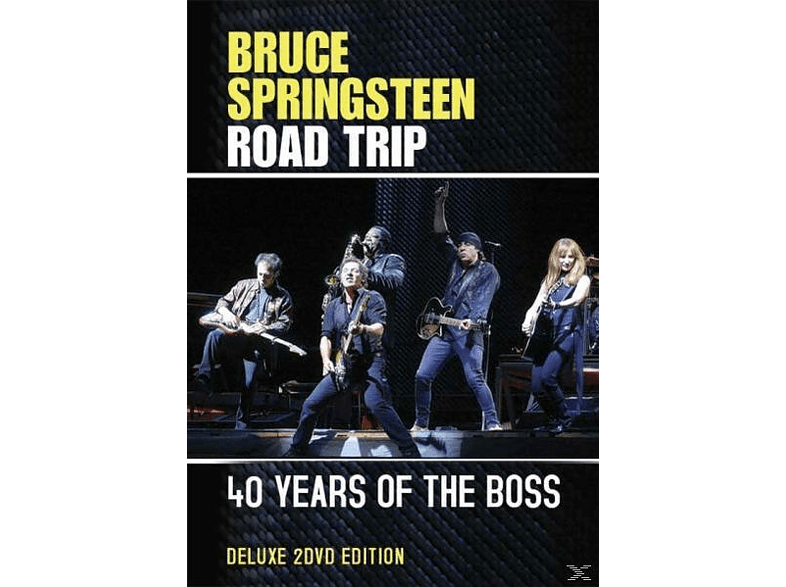 Bruce/road Trip Springsteen - 40 Years Of The Boss [DVD]