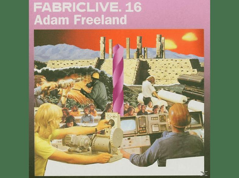 Adam Freeland - Fabric Live 16 [CD]