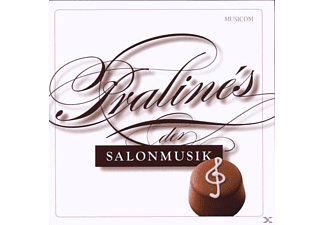VARIOUS - Pralines der Salonmusik - (CD)