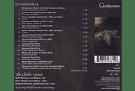 The Clerks' Group, Wickham,E./Clerks' Group,The - In Memoria: Medieval Songs [CD]