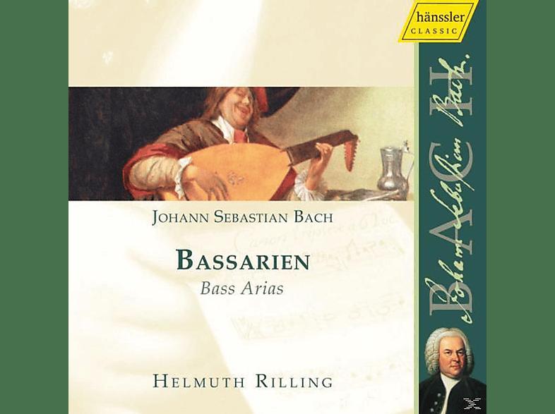 Gächinger Kantorei - Bach: Bassarien  Bass Arias [CD]