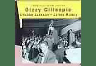 Dizzy Gillespie - BEBOP ENTERS SWEDEN  - (CD)