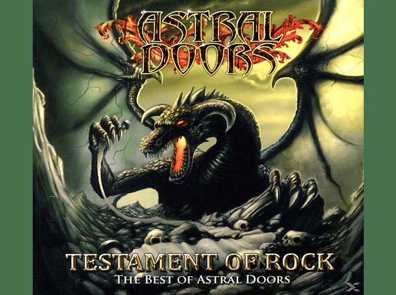 Astral Doors - Testament Of Rock [CD]