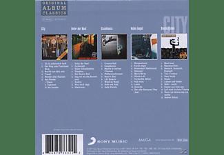 City - ORIGINAL ALBUM CLASSICS  - (CD)