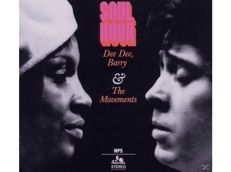 Dee Dee & Barry And The Movements - Soul Hour [CD]