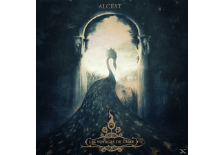 Alcest - Les Voyages De L'ame  - (CD)