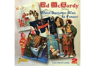 Ed Mccurdy - WHEN DALLIANCE WAS IN FLOWER  - (CD)