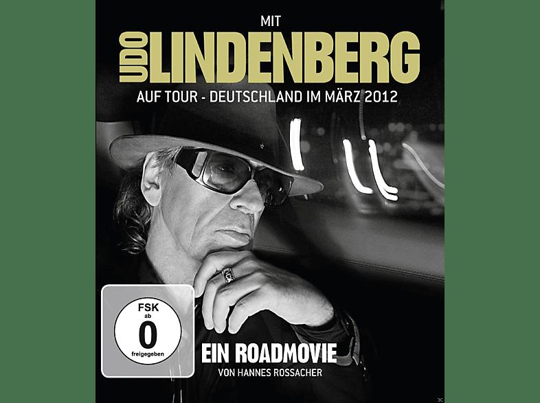 Udo Lindenberg - AUF TOUR-DEUTSCHLAND MÄRZ 2012 - EIN ROADMOVIE [Blu-ray]