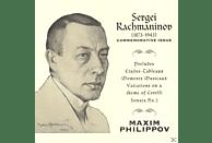 Maxim Philippov - KLAVIERWERKE [CD]